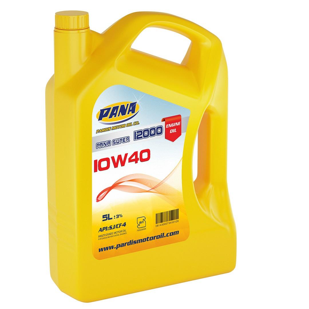 MOTOR OIL  10W40 SJ/CF4