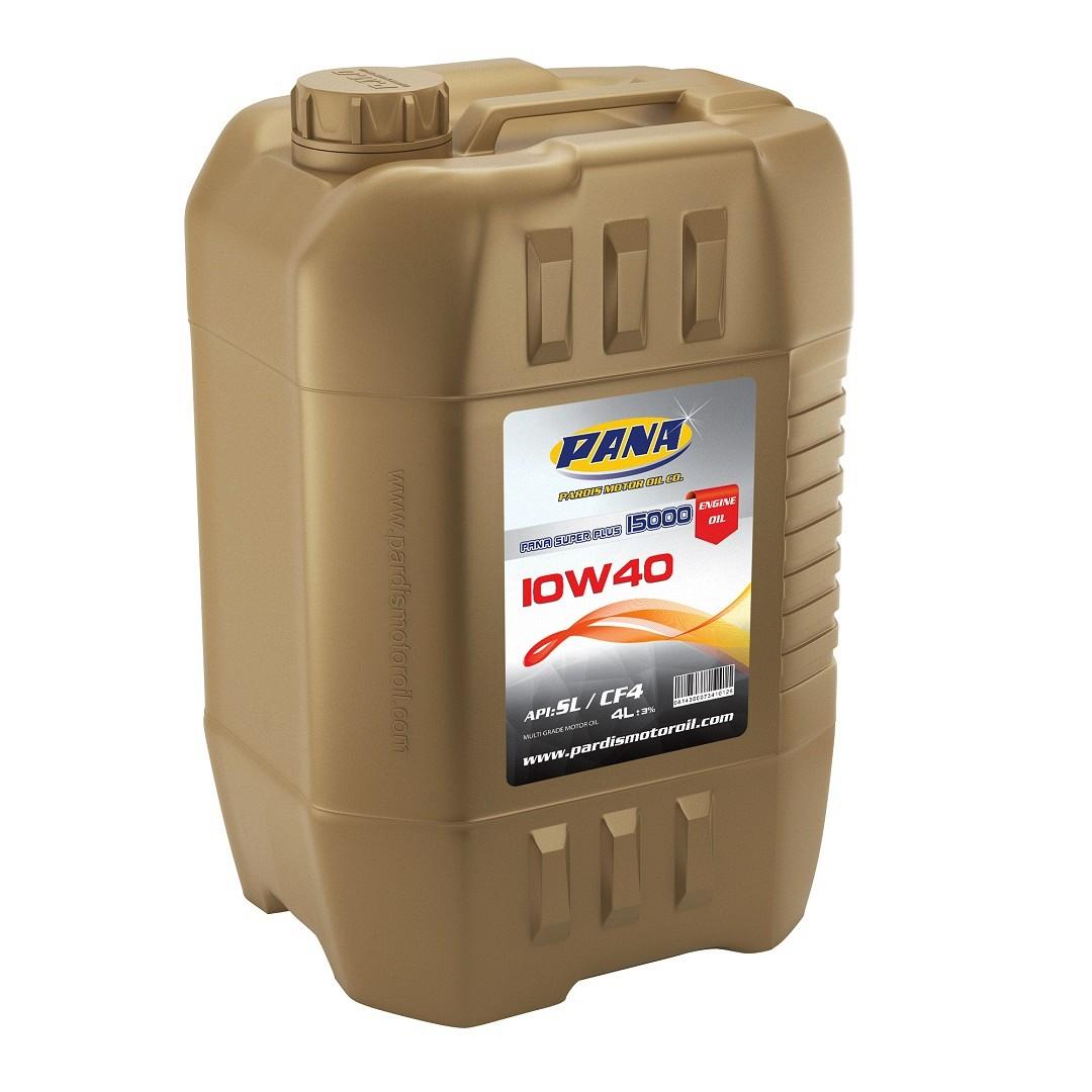 MOTOR OIL  10W40 SL/CF4