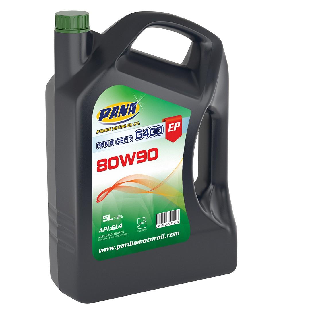 GEAR OIL 80W90 GL4