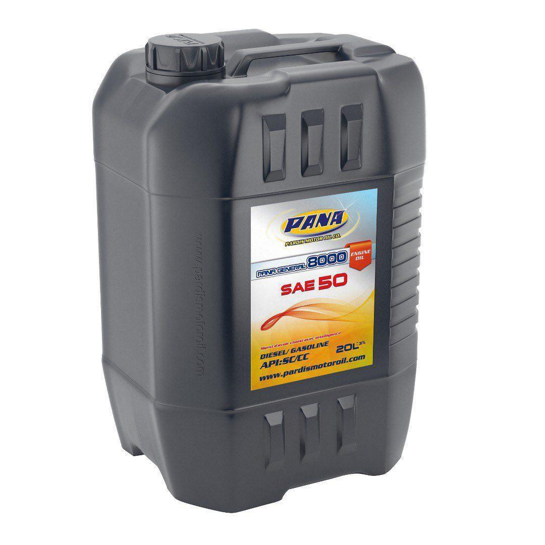 MOTOR OIL 50 SC/CC
